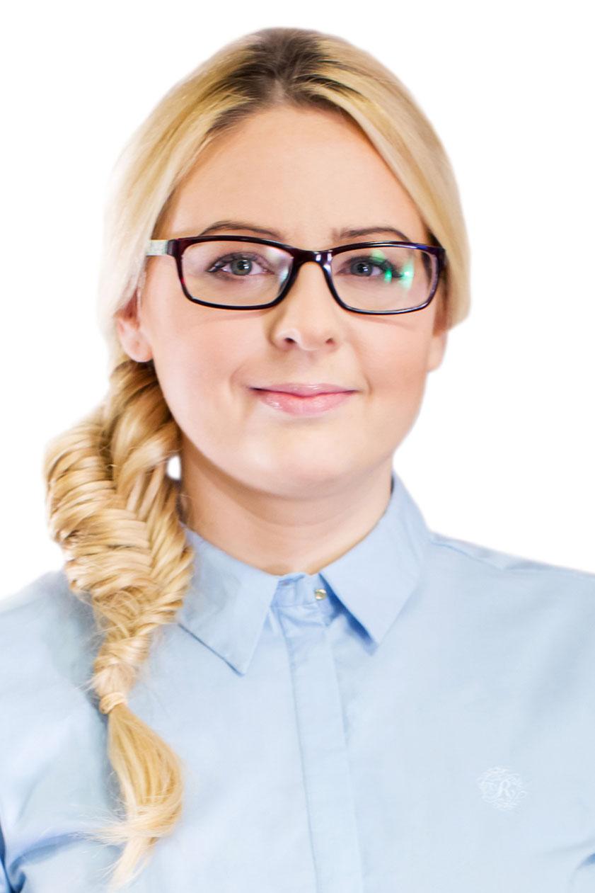Magdalena Słomińska - wolontariusz